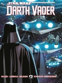 Star Wars, Darth Vader 4 : Schaduwen en geheimen 1