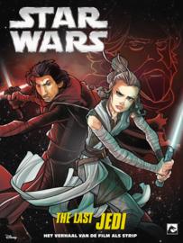 Star Wars, filmspecial VIII, The last Jedi UITVERKOCHT