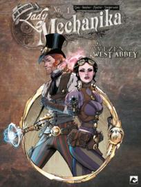 Lady Mechanika, De wezen van West Abbey 1 van 1