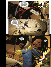 Black Panther 3 (van 4)  Volk in opstand