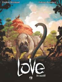 Love, De Mastiff VERWACHT NOVEMBER