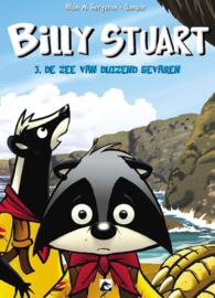 Billy Stuart 3, De zee van 1000 gevaren