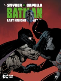 Batman, Last Knight on earth 3 (van 3)