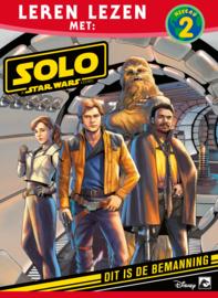 Leren lezen met Star Wars, niveau 2, Dit is de bemanning!