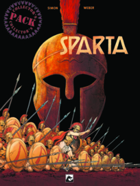 Sparta 1-2-3 Collector Pack COMPLEET