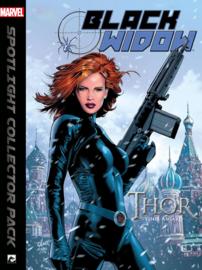 MARVEL spotlight Collector Pack Thor/Black Widow