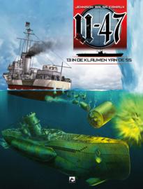 U-47 Deel 13 HC, De klauwen van de SS