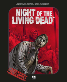 Night of the Living Dead Beursedities HC Collector's Pack (oplage 100st) COMPLEET
