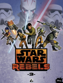 Star Wars, Rebels 3 UITVERKOCHT