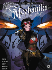 Lady Mechanika, Bloed 2 (van 2) VERWACHT JANUARI