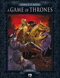 A Game of Thrones boek 10-11-12 Collector's Pack