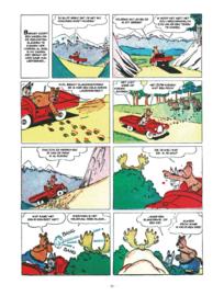 Carl Barks, Barney Bear & Benny Burro compleet