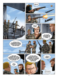 Bij de marine 2, Missie Resco