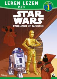 Leren lezen met Star Wars, niveau 1