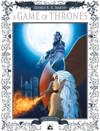 A Game of Thrones boek 10-12 Hardcover Collector's Pack (oplage 100st)