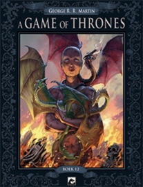 Game of thrones book set 1 6