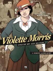 Violette Morris 1, Strijden met alle middelen