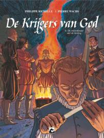 De Krijgers van God 4, De moordenaar van de koning