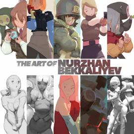 Ominikey Art Book: The art of  Nurzhan Bekkaiyev VERWACHT OKTOBER