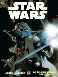 4: Krijsende citadel - Geheime oorlog van Yoda,  Star Wars Collector's Pack