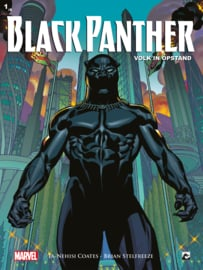 Black Panther 1 (van 4) Volk in opstand