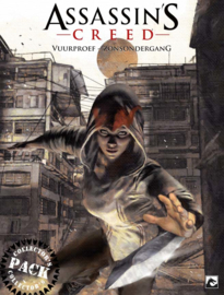 Assassin`s Creed  Vuurproef - Zonsondergang SC Collector's Pack