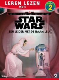 Leren lezen met Star Wars, niveau 2, Een leider met de naam Leia!