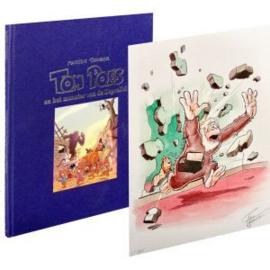Tom Poes en het monster van de Hopvallei 3 HC Luxe Editie