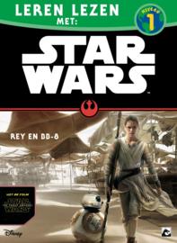 Leren lezen met Star Wars, niveau 1, Rey en BB-8