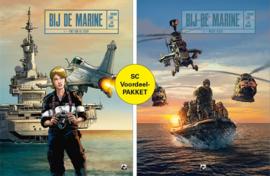 Bij de marine 1 + 2 voordeelpakket