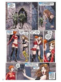 X-Women door Manara