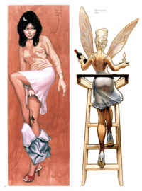 Art book Pin Up, La French Touch 2 VERWACHT MAART