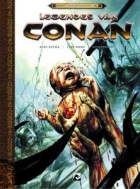 Legendes van Conan, Geboren op het slagveld 1 UITVERKOCHT