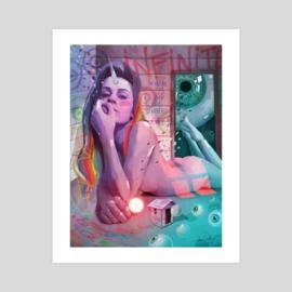 Ominikey Artbook: Javier G. Pacheco