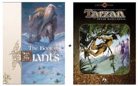 Book of Giants  +  Tarzan ACTIEPAKKET