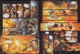 De roep van de legende voordeelpak van de tekenaar van de werelden van Thorgal: Kriss van Valnor!