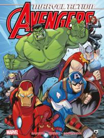 Marvel Action Avengers 1 Een nieuw gevaar
