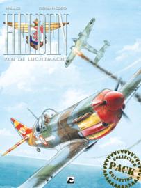 Helden van de luchtmacht Compleet CP VERWACHT JULI
