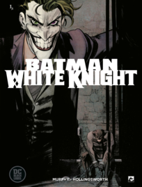 Batman, White Knight 3 VERWACHT DECEMBER