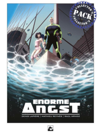 Enorme Angst 1 - 2 - 3 Collector's Pack