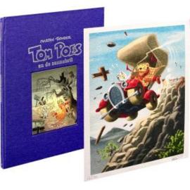 Tom Poes en de zonnebril 5 HC Luxe Editie