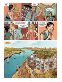 Agatha Christie: Moord op de Nijl HC