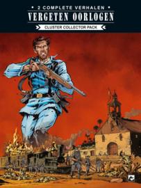 Cluster Collector Pack HC: Vergeten oorlogen VERWACHT DECEMBER