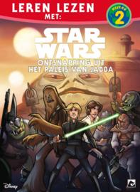 Leren lezen met Star Wars, niveau 2, Redding uit het paleis van Jabba