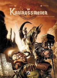 De Koningssmeden 1, Het zegel van Karsac um Rork