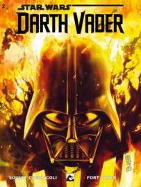 Star Wars, Darth Vader 20: Fort Vader 2 van 2