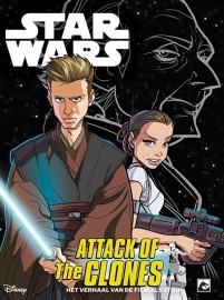 Star Wars, filmspecial II Attack of the Clones UITVERKOCHT