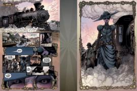 Lady Mechanika, Dama de la Muerte - Weesjongens West Abbey Collector's Pack Tour Editie UITVERKOCHT