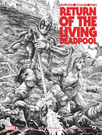 Return  of the Living Deadpool 1+2 Beurseditieset + Art Print  VERWACHT APRIL
