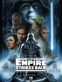 Star Wars Filmboek, Episode V - The Empire Strikes Back SC
